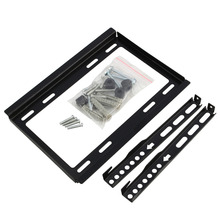 "Domestic service 1Pc Slim Flat LCD LED TV Wall Bracket Mount Holder Rack 14 19 22 23 26 27 28 29 32"" inch(China)"