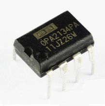 1 pcs OPA2134PA DIP-8 OPA2134 2134PA OPERATIONAL AMPLIFIERS NEW(China)