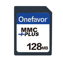 onefavor 128MB MMC MultiMedia Card 13PINS(China)