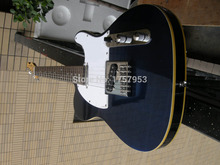 Factory custom shop Newest Custom blue telecaster Electric Guitar in stock Free shipping