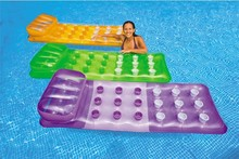 Intex Adults Swim Pool Toy Inflatable Mattress Funny Floats Beach Fishing Mat Swim Rings Piscina 58890 swimming pool accessories(China)