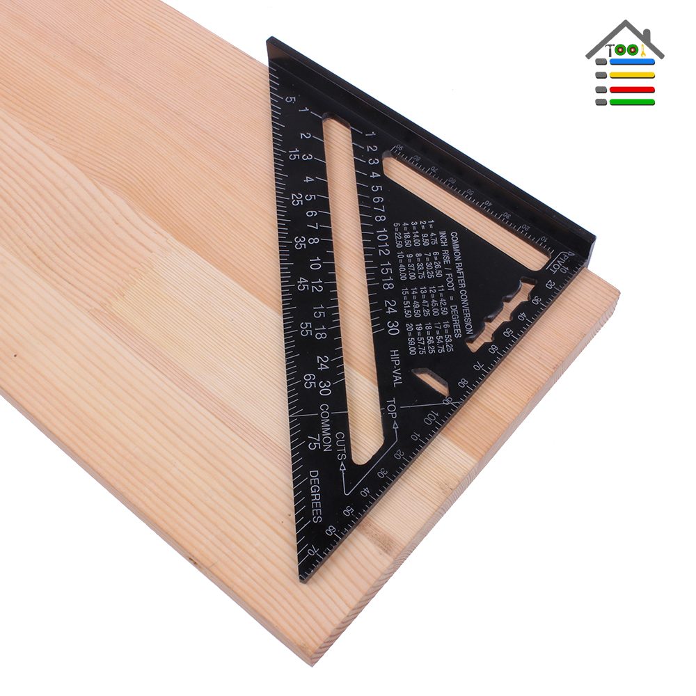 DIY Artists Measuring Woodworking tools