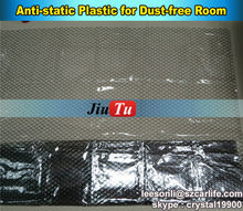 Jiutu Brand  Anti-dust PVC Plastic Anti Static Wall For Dust Free Room LCD Replacement Working Room