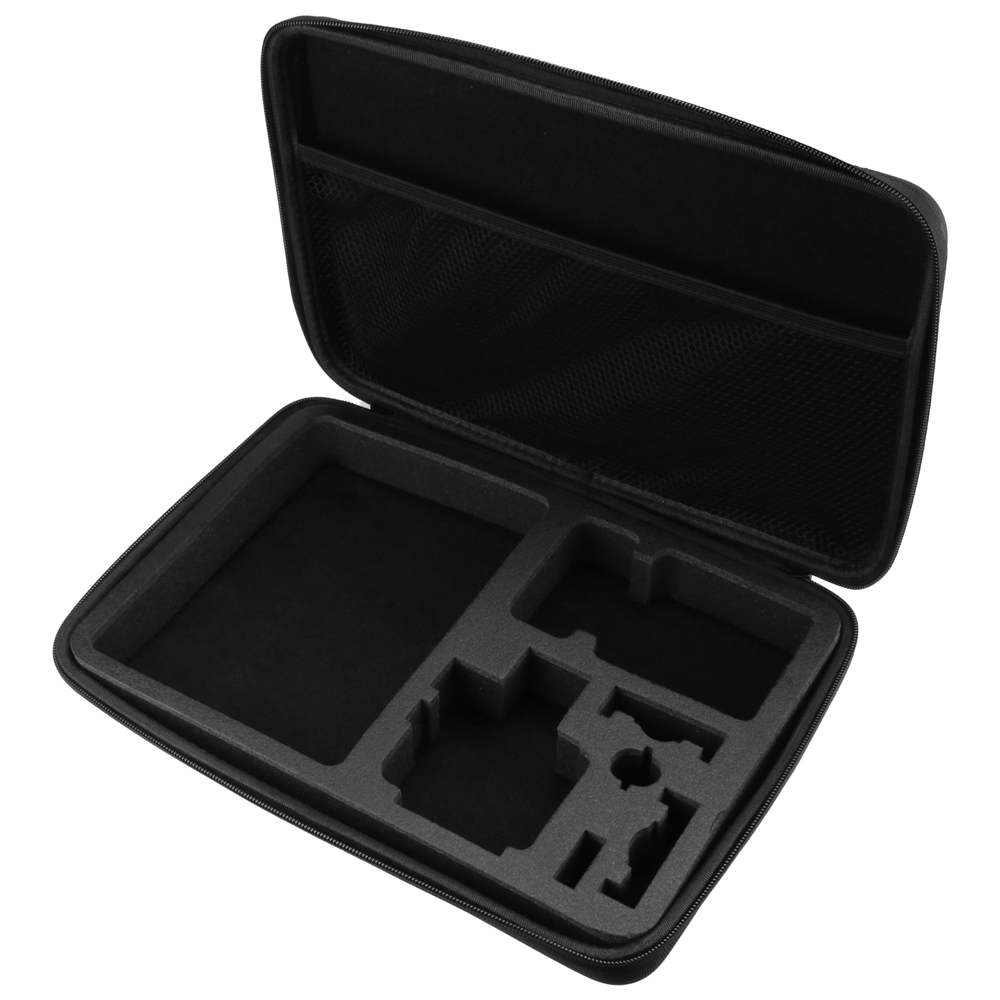 SHOOT Action Camera Selfie Accessory Set for GoPro Hero 5 4 3 Xiaomi Yi 4K 2 SJCAM SJ4000 Eken h9r Tripod for Go Pro Strap Mount