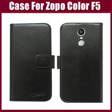 Hot Sale! Zopo Color F5 Case New Arrival 6 Colors High Quality Flip Leather Protective Cover Zopo Color F5 Case
