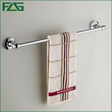 FLG Bathroom Accessories Set Super Power Towel Rack Bath Towel Bars Over-The-Door Chrome Polished Towel Rack Free Shipping 88524