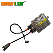 CNSUNNYLIGHT Slim 0.1s Fast Bright AC 12V 35W Hid Ballast for D1s D1r Hid Xenon Ballast Lighting System for AUDIs BMWs(China)