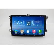 Android 6.1 2 DIN Car DVD GPS Volkswagen VW for skoda Passat B6 / B7 / B5/ CC/Transporter T5 /sharan/touran/polo TIGUAN RDS wifi