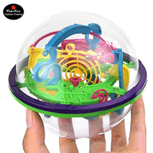 TopSun Perplexus Original Maze Game Challenging Barriers Ball Maze Puzzles Toy Christmas New year Gift for Kids
