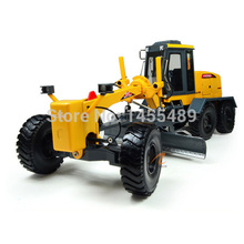 High Quality KDW 1:35 Scale Diecast Motor Grader Truck Construction Vehicle Toy Car Hobbies classic alloy engineering car model