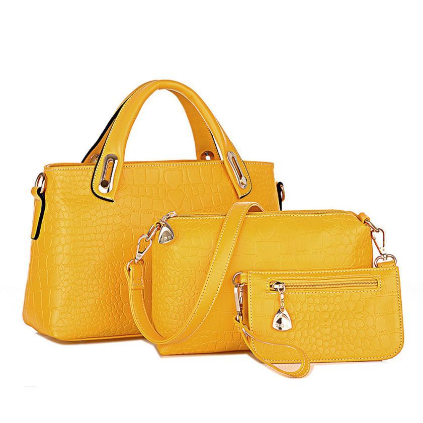 kai yunon Women Handbag Shoulder Bags Tote Purse Leather Ladies Messenger Hobo Bag Aug 22<br><br>Aliexpress