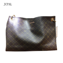 Free Shipping DHL! Top-Quality The fashion leisure shoulder bag Messenger Bag monogram canvas Artsy bag(China)