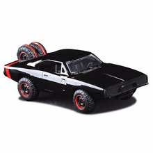 High simulation JADA 1:32 scale alloy model car Dodge Challenger Warrior high quality for kids car model toy free shipping