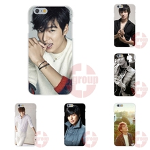 korea super star lee min ho Soft TPU Silicon Call Box For iPhone 4S 5S SE 6S 7S Plus For Galaxy A3 A5 J3 J5 J7 S4 S5 S6 S7 2016