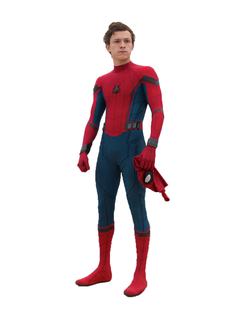 Spiderman Costume 3D Halloween Spandex Spiderman Superhero fullbody Cosplay Costume Tom Holland Spider Man