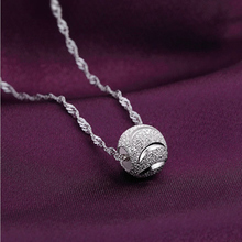 TOMTOSH Free Shipping fashion accesories necklaces silver necklace pendant necklace fine jewelry necklace women N93