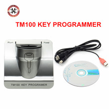 TM100 Transponder Key Programmer(Necessary for Locksmith) ,Car Key programming machine TM 100 KEY COPY TOOL DHL free