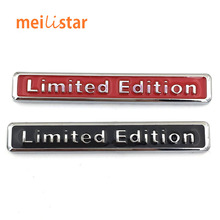 Buy 3D Metal Limited Edition Auto Car Sticker Badge Decal Motorcycle Stickers Chrome Emblem Suzuki Honda Kawasaki HARLEY YAMAHA for $1.09 in AliExpress store
