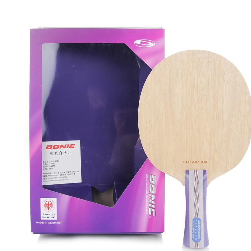 DONIC Persson Exclusive 5 Ply Pure Wood Racket Table Tennis Blade Ping Pong Bat Tenis De Mesa<br>