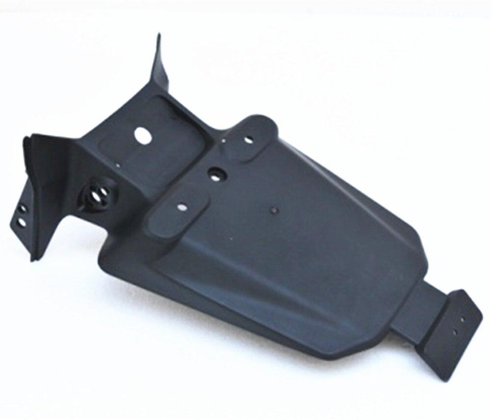 Rear Fender Mudguard Mudflap Cover License Registration Plate Holder Taillight Bracket for Honda CB1300 03-08 CB 1300 2003-2008<br>