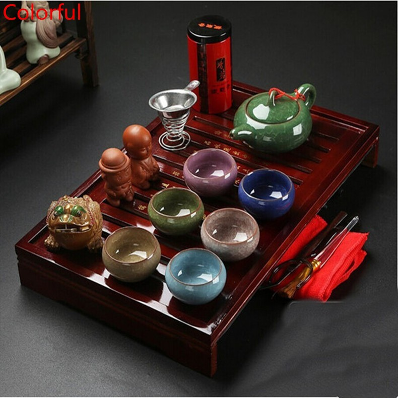 Service à thé avec plateau pour céréminie du thé chinoise| oko oko