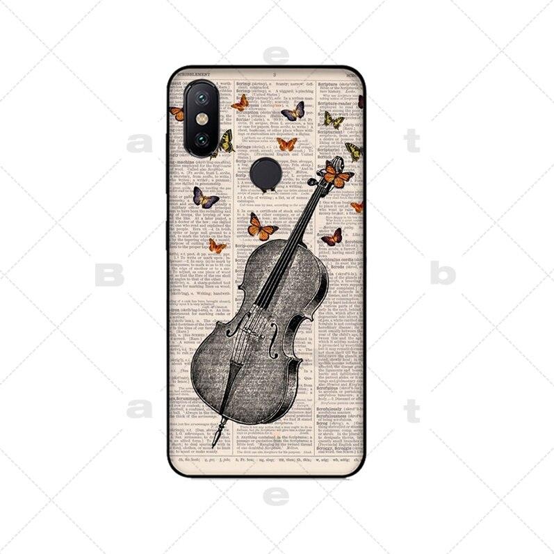 Music score Musical instrument violin guitar