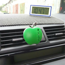 Auto car perfume car air freshener perfumes car freshener Apple Lemon Ocean Cologne Fragrance for VW Ford Kia BMW Renault Benz