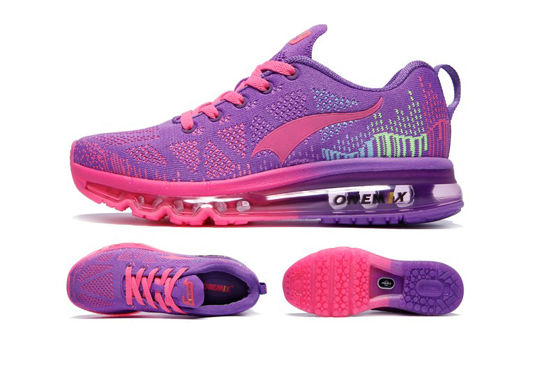 ONEMIX Women Running Shoes Weave Breathable Sport Shoes Air Cushion for Women 17 New Sneakers Athletic Outdoor Sport Shoes 23