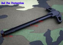 Ultralight Butterfly style Metal Cocking Handle for WA G & P PTW GBB M4 / M16 Series Airsoft