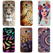 RuCover Soft TPU Case For Samsung Galaxy A5 2017 Case Silicone Back Protective Cover For Samsung A5 2017 A520 SM-A520F Fundas