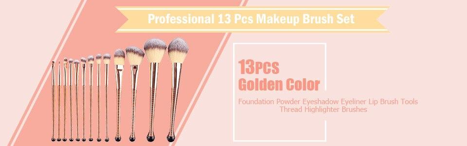 6pcs Makeup Brushes Eyeshadow Eyeliner Smudge Brush Cosmetics Eyeliner Lip  Face Make Up Brush Pincel Maquiagem Brush Set