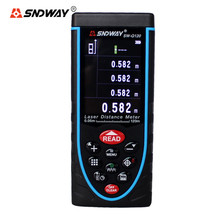 Buy SNDWAY 80M 120M Original Digital Rangefinder Laser Distance Meter Range Finder SW-Q80 SW-Q120 Tape Trena Ruler Angle Tool for $101.40 in AliExpress store