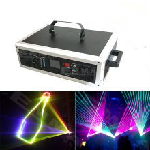 2016 New Design 5w rgb ILDA professional disco/dj/club laser show lighting
