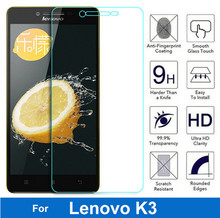 Bainov 2Pcs/lot Explosion-Proof Film For Lenovo K3 Music Lemon K30 K30-T K30-w K 30 Dual Sim 5.0 Tempered Glass Screen Protector(China)