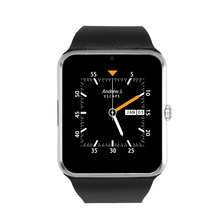GT 09 PLUS Android System Smart Watch Smart Watch Support SIM TF Card 3G Electronics Wrist Watch Connect Android Smartphone(China)