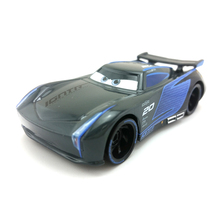 Disney Pixar Cars 3 Jackson Storm Metal Diecast Toy Car 1:55 Loose Brand New In Stock & Free Shipping(China)