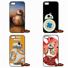 The Force Awakens BB8 Droid Robot Cover Case For iPhone 4 4S 5 5C SE 6 6S 7 Plus Galaxy J5 A5 A3 S5 S7 S6 Edge