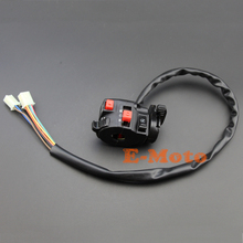 Kill Start Light Choke Switch Assembly For 150cc 200cc 250cc 300cc ATV Quad 4 Wheeler Taotao SunL Pit Dirt bike Buggy(China)