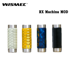 Buy Wismec Reuleaux RX Machina Mechanical Mod Tube E Cigarette Vape Fit 20700 for $24.00 in AliExpress store