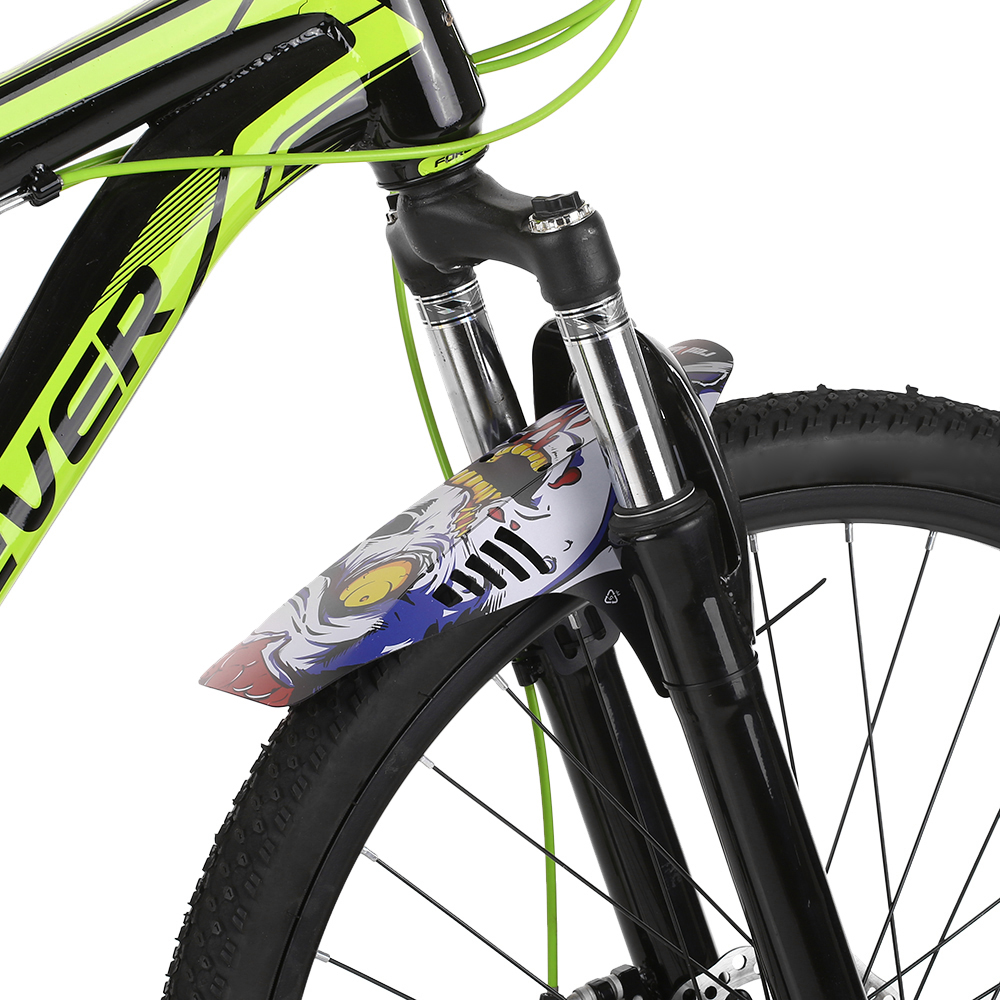 Mountain Bicycle Fenders Road Bike Cycling Mud Guards Plastic Practical