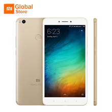 "Original Xiaomi Mi Max 2 Max2 Mobile Phone 4GB RAM 64GB 6.44"" 1080P Display Snapdragon 625 Octa Core 5300mAh Battery Global ROM"
