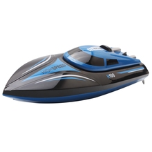 High Speed Skytech H100 RC Boat 2.4GHz 4 Channel 30km/h Racing Remote Control Boat with LCD Screen as gift For children Toys(China)