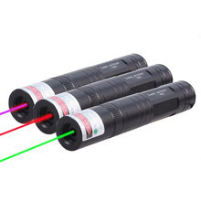 Green Red Purple Lasers Sight Rifle Scope Riflescope 532nm Lazer Powerful 850 Laser Pointer (Batteries not included)