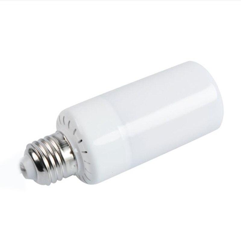 New light led bulb E27 E14 SMD2835 AC110V-220V LED flame lamp Flame Light Effect Fire Corn BulbFlickering Emulation Night Light 10