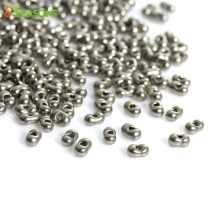 8SEASONS (Japan Import)Glass Seed Beads Berry Antique Pewter About 4mm x 2mm ,Hole: About 0.8mm,10 Grams(About 30 PCs/Gram)(China)