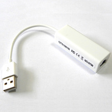 USB to RJ45 Lan network card USB ethernet adapter for Mac OS Android laptop PC Win 7 8 XP network cards