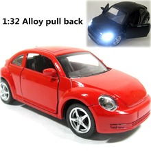 The whole network lowest price, big sale, specials1:32 alloy pull back model car,Diecast cars,Toy Vehicles,free shipping(China)