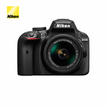 Nikon D3400 DSLR Camera Body Only & Nikon 18-55mm Lens & Nikon 18-105mm Lens DSLR Camera Nikon Brand New(China)