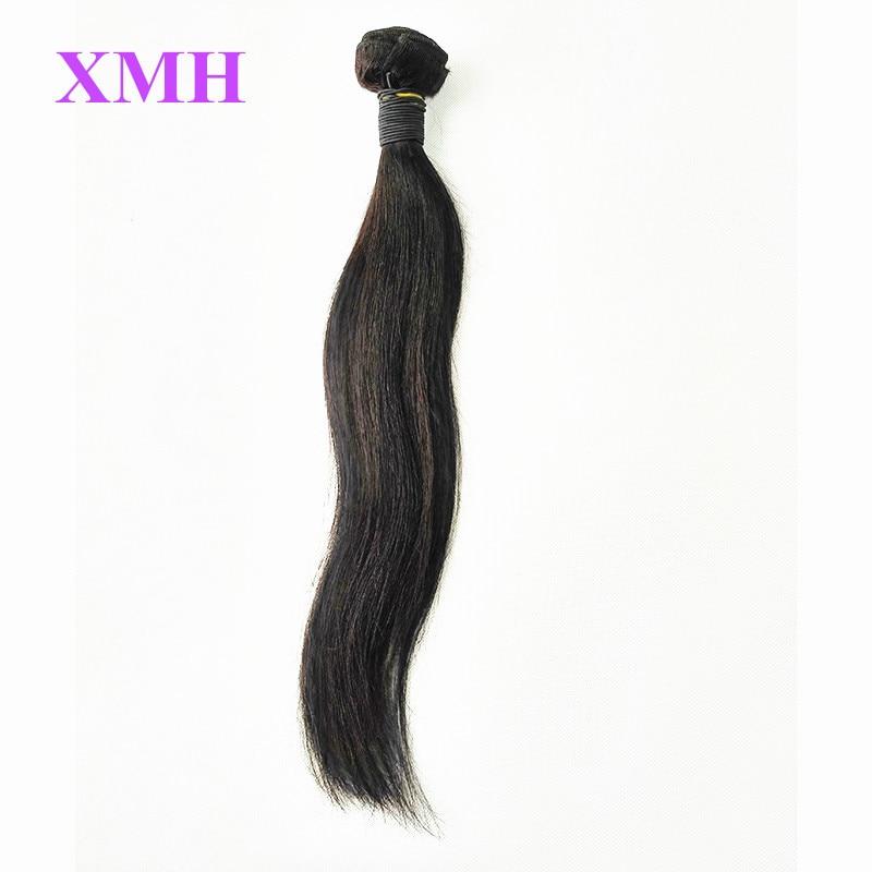 Juancheng XMH Factory Retail 1 Piece 6A Brazilian Virgin Hair Extension Natural Straight Hair Weaves Unprocessed Virgin Hair<br><br>Aliexpress