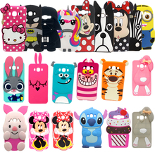 Buy 3D Cases New Soft Silicone Minnie Tiger Stitch Kitty Rabbit Cat Cartoon Phone Case Back Cover Samsung Galaxy J7 2016 j710 for $3.90 in AliExpress store